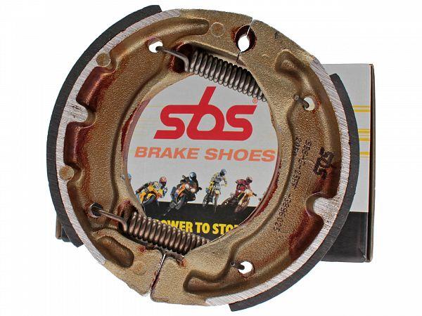Brake Trays - SBS Street Organic