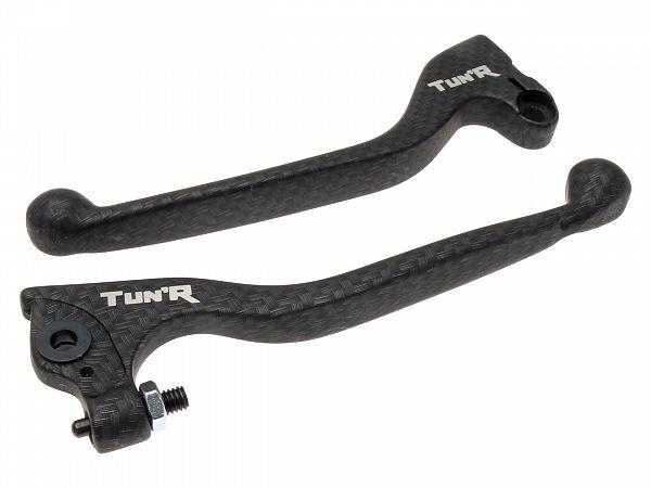 Bremse- og koblingsgreb, TunR - carbon