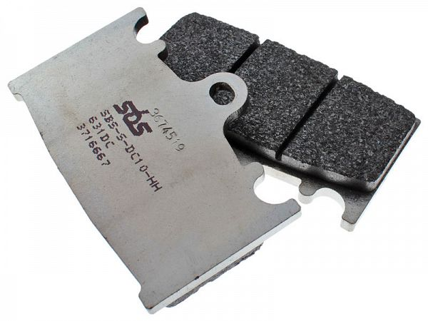 Bremseklodser - SBS Dual Carbon