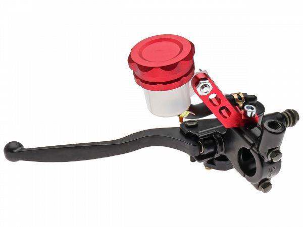 Bremsemaster, bag - rød - TunR