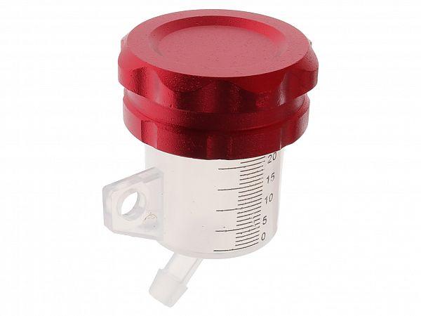 Bremsevæskebeholder til TunR bremsemaster - rød