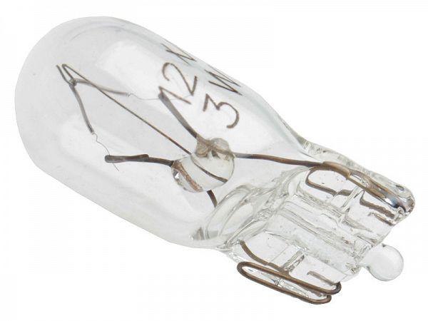 Bulb for position light - T10 12V, 3W - original