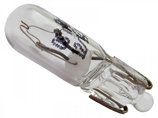 Bulb for speedometer - T10 12V, 2W - original