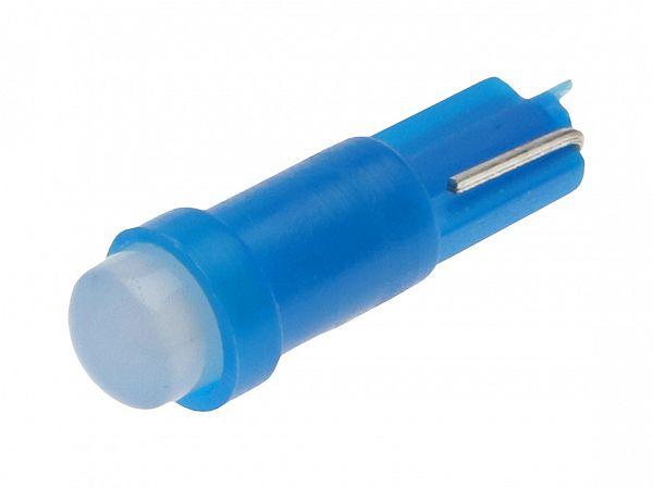 Bulb for speedometer - T5 LED 12V - blue