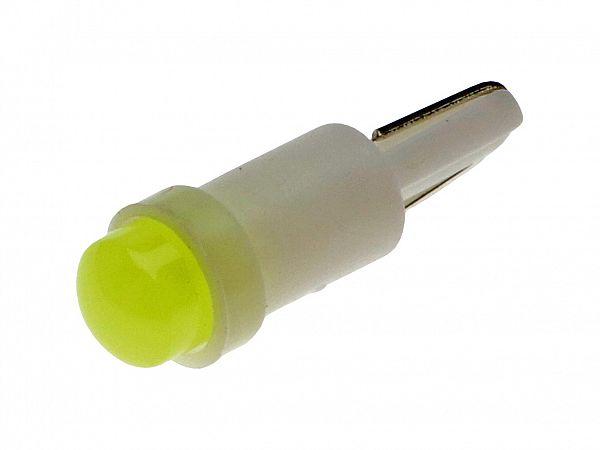 Bulb for speedometer - T5 LED 12V - white