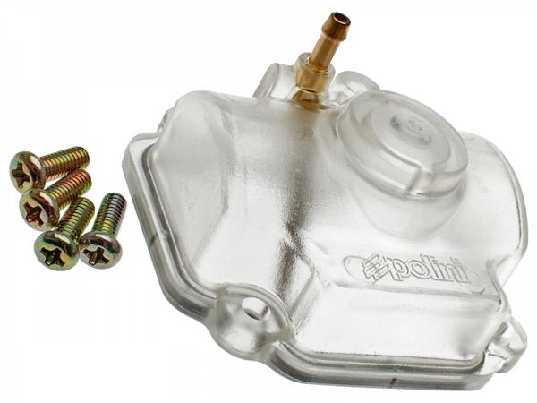 Bundkar - Polini CP karburator transparent