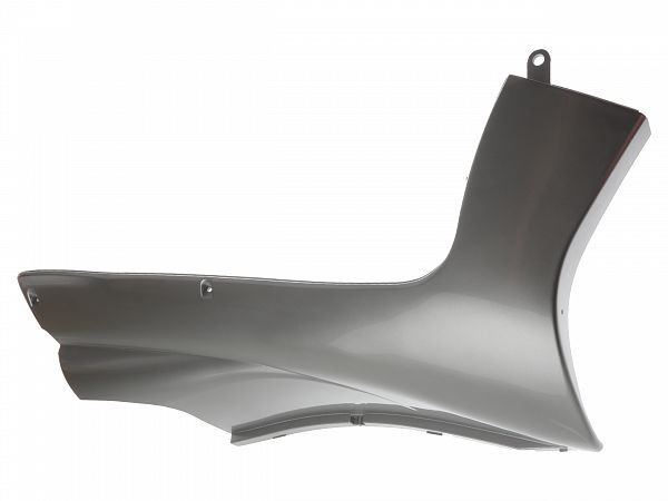 Bundpanel, højre - sølv