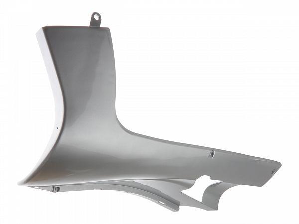 Bundpanel, venstre - sølv