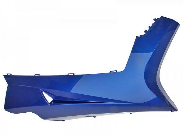 Bundskjold, højre - blå - originalt