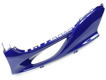Bundskjold, venstre - blå - originalt