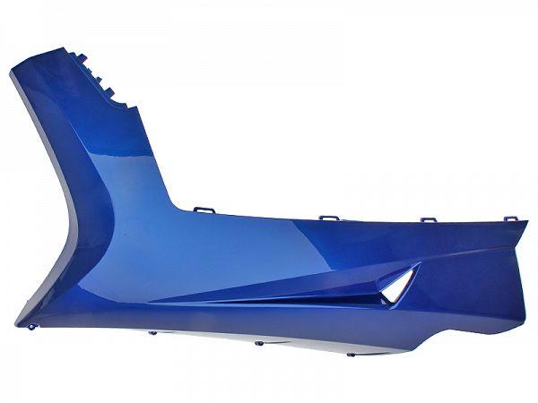 Bundskjold, venstre - blå