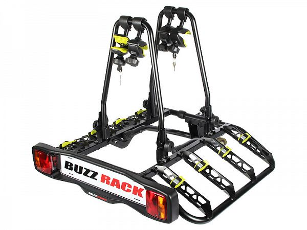 Buzzrack Quattro Cykelholder til 4 cykler