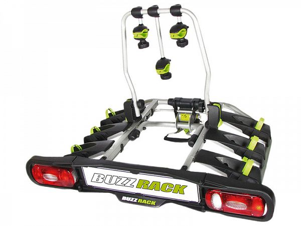 Buzzrack Spark Cykelholder til 3 cykler