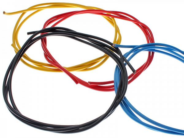 Cable - NKT 1.5 square - 1 meter