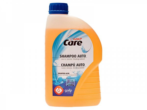 Car Shampoo - Galp Care - 1L