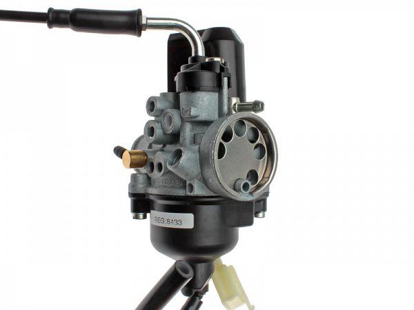 Carburetor - DellOrto 17.5mm - original