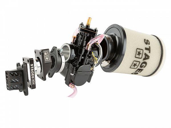 Carburetor kit - Stage6 28 mm PWK - orange