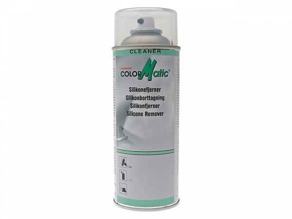 Care - MoTip silicone remover, 400ml