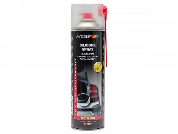 Care - MoTip Silicone Spray, 500ml