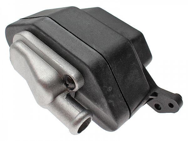Catalyst supplement box for original exhaust - original