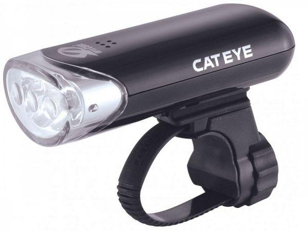 CatEye HL-EL135 sort Forlygte, 150+ Candela
