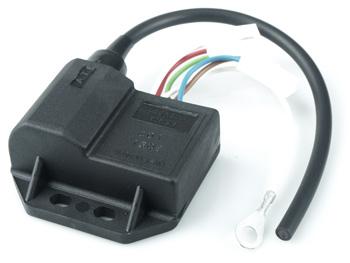CDI/tændspole (6 ledninger) - original