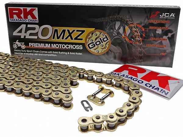 Chain - RK Racing GB420MXZ