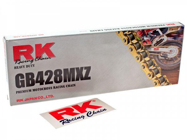 Chain - RK Racing GB428MXZ