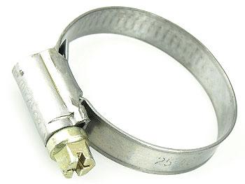 Clamping strap for air filter tightening at carburettor - original