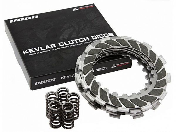 Clutch - Voca Carbon / Kevlar