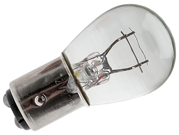 Combination Rearlight Bulb - BAY15D 12V, 21 / 5W