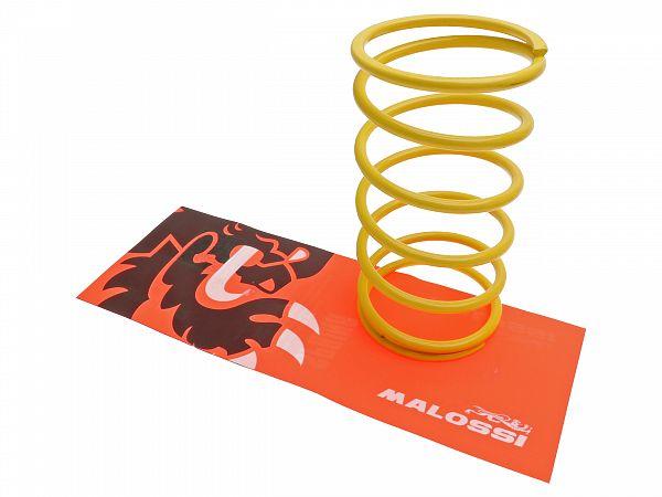 Compression spring - Malossi, yellow