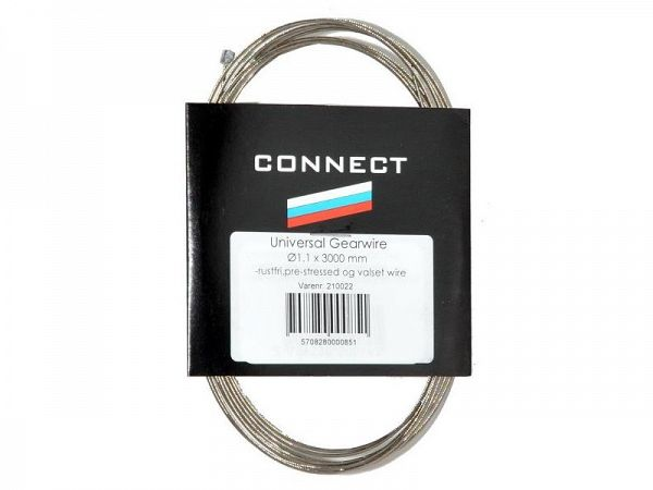 Connect Gearwire, 1,1x3000mm