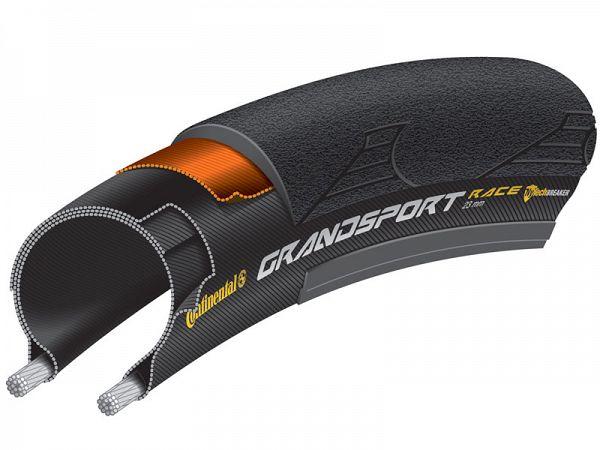Continental Grand Sport Race Racerdæk/Foldedæk, 700x25C (25-622)