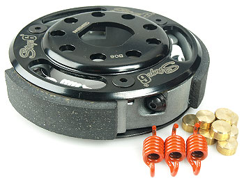 Coupling - Stage6 RACING Torque Control MkII - 107mm