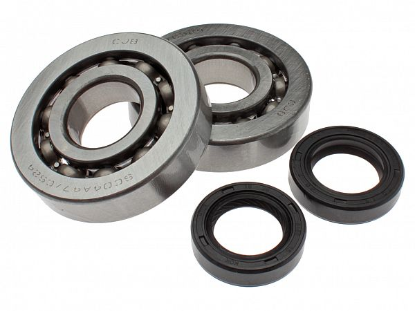 Crankshaft Bearings - DR Racing Parts