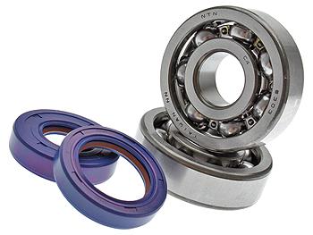Crankshaft bearings - Polini