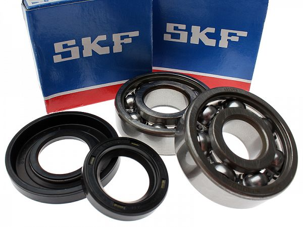 Crankshaft bearings - RMS SKF