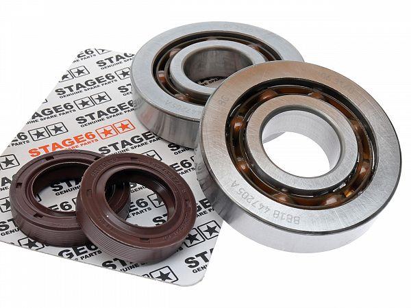 Crankshaft bearings - Stage6 R / T incl. summer rings
