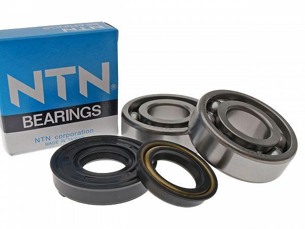 Crankshaft bearings - Zoot NTN C4