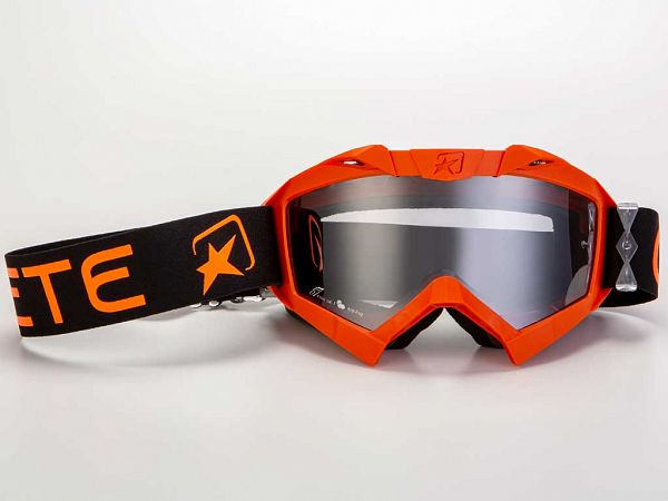 Cross brille - Ariete MX Adrenaline, Orange