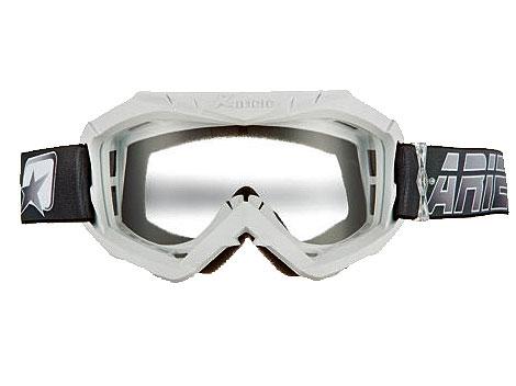 Cross brille - Ariete MX Goggles 07 AAA Hvid