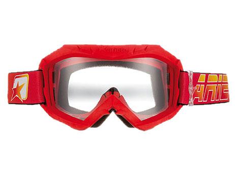 Cross brille - Ariete MX Goggles 07 AAA Rød