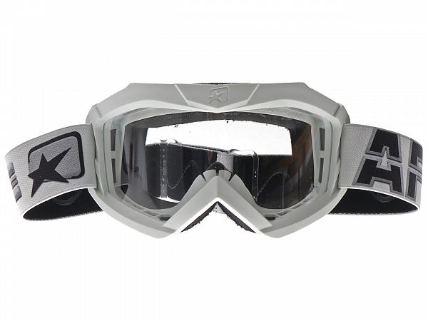 Cross brille - Ariete MX Goggles 07 AAA, White