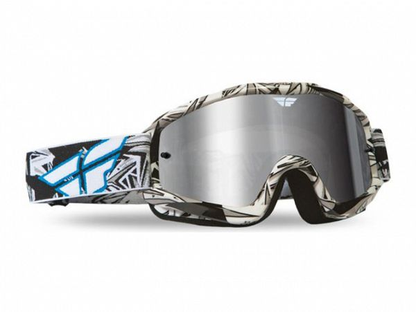 Cross brille - Fly Zone Pro Sort/Hvid
