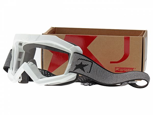 Cross glasses - Ariete 07 Next Gen, White