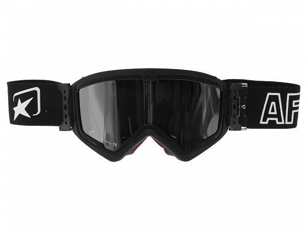 Cross glasses - Ariete MudMax, Black / Iridium