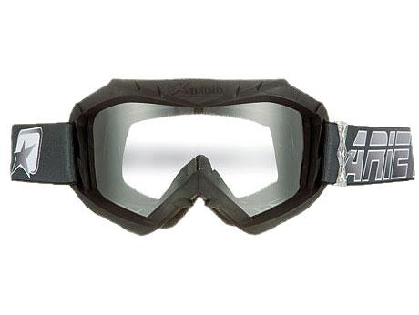 Cross glasses - Ariete MX Goggles 07 AAA, Black