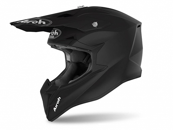 Cross helmet - Airoh Wraap Color, matte black