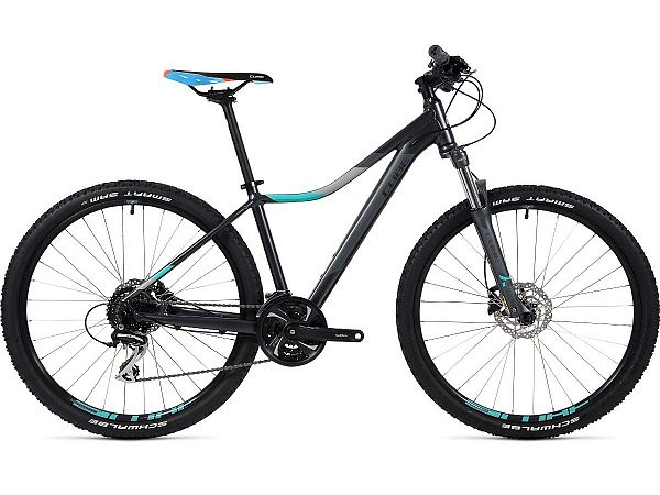 "Cube Access WLS Exc 27,5"" sort - Dame MTB - 2017"